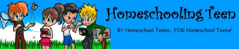 Homeschooling Teen Magazine