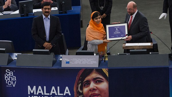 Malala Yousafzai: A Story of Courage