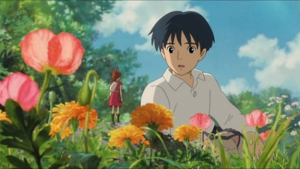The Borrower Arrietty (aka The Secret World of Arrietty)