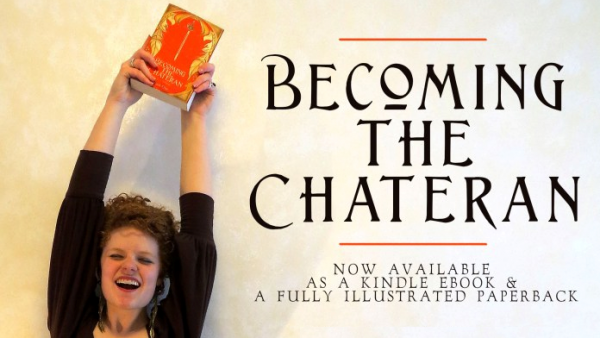 Becoming the Chateran, by S.J. Aisling