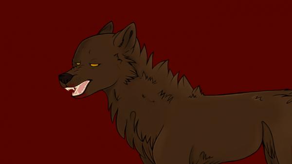 Zoe's Art Corner: Bigby Wolf