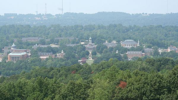 """Samford University: """"For God, For Learning, Forever"""""""