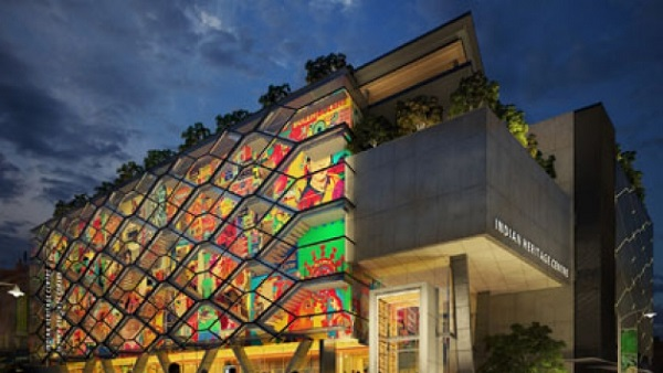 The Indian Heritage Centre: Displaying Culture at its Finest