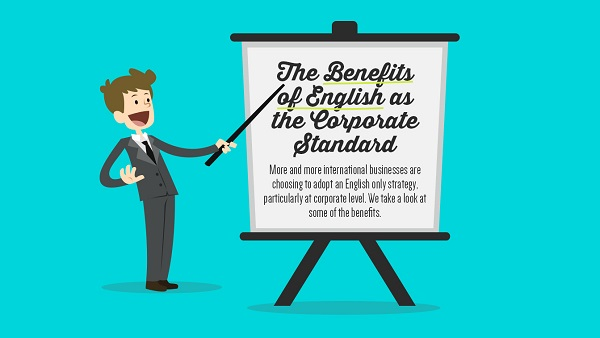 Benefits of English as the Corporate Standard
