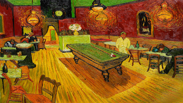 """Artistic Differences: Who Owns Vincent van Gogh's """"The Night Cafe""""?"""