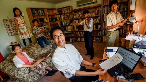 Stephen Zhang: Australian Homeschooler Gets Top Exam Results